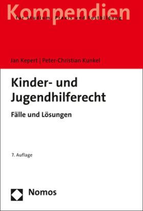 Kepert / Kunkel   Kinder- und Jugendhilferecht   Buch   sack.de