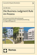 Jena    Die Business Judgment Rule im Prozess   Buch    Sack Fachmedien