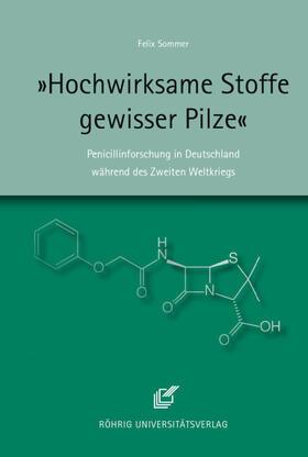 Sommer | »Hochwirksame Stoffe gewisser Pilze« | Buch | sack.de