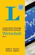 Merz |  Langenscheidt Fachwörterbuch Kompakt Wirtschaft Englisch | Buch |  Sack Fachmedien