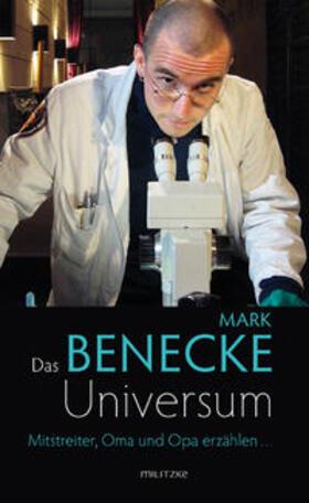 Benecke | Das Mark Benecke-Universum | Buch | sack.de