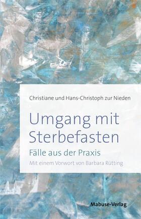 zur Nieden / zur Nieden   Umgang mit Sterbefasten   Buch   sack.de