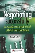 Allert    Negotiating successfully   Buch    Sack Fachmedien