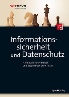 Secorvo   Informationssicherheit und Datenschutz   Buch   sack.de
