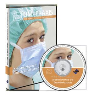 Medved   PRAXIS-DVD-Reihe Jährliche Unterweisungen für das Gesundheitswesen: Arbeitssicherheit und Gesundheitsschutz, DVD-ROM   Sonstiges   sack.de