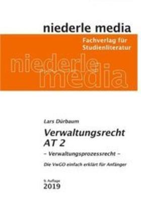 Dürbaum | Verwaltungsrecht AT 2 | Buch | sack.de