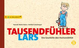 Heine | Tausendfühler Lars | Buch | sack.de