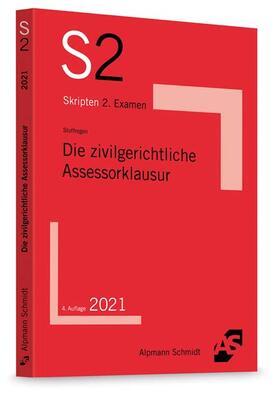 Stoffregen | Die zivilgerichtliche Assessorklausur | Buch | sack.de