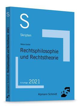 Weber-Grellet | Skript Rechtsphilosophie und Rechtstheorie | Buch | sack.de