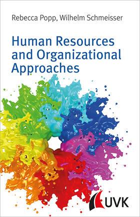 Popp / Schmeisser   Human Resources and Organizational Approaches   Buch   sack.de