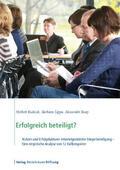 Kubicek / Lippa / Koop    Erfolgreich beteiligt?   eBook   Sack Fachmedien