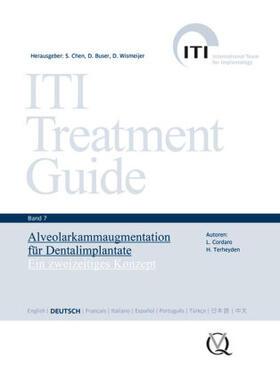 Buser / Wismeijer / Chen | Alveolarkammaugmentationen für Dentalimplantate | Buch | sack.de