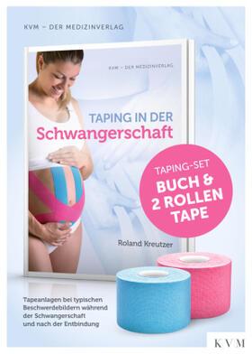 Kreutzer | Taping in der Schwangerschaft | Buch | sack.de