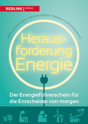Graf Kerssenbrock / Salcher / der Gracht | Herausforderung Energie | Buch | sack.de