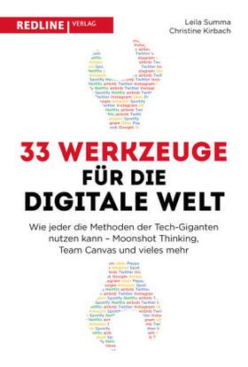 Summa / Kirbach | 33 Werkzeuge für die digitale Welt | Buch | sack.de