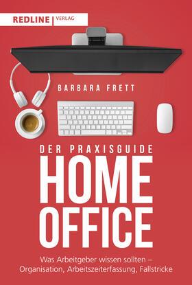 Frett | Der Praxisguide Homeoffice | Buch | sack.de