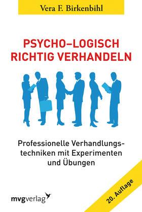 Birkenbihl | Psycho-Logisch richtig verhandeln | Buch | sack.de