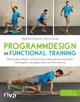 Schlömmer / Sandig | Programmdesign im Functional Training | Buch | sack.de