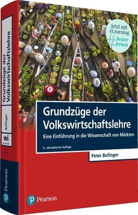 Bofinger | Grundzüge der Volkswirtschaftslehre | Buch | sack.de