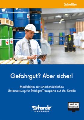 Scheffler   Gefahrgut? Aber sicher!   Buch   sack.de