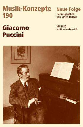 Giacomo Puccini   Buch   sack.de