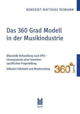 Reimann   Das 360 Grad Modell in der Musikindustrie   Buch   sack.de