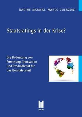 Marmai / Guerzoni | Staatsratings in der Krise? | Buch | sack.de