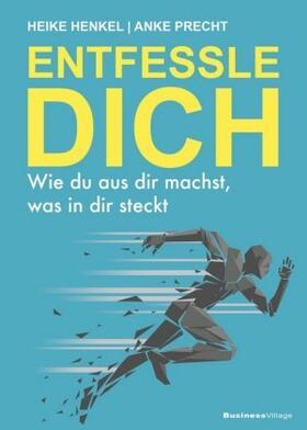 Henkel / Precht | Entfessle dich | Buch | sack.de
