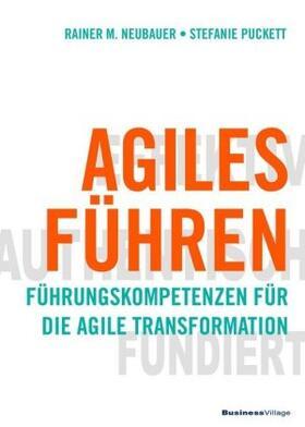 Puckett / Neubauer | Agiles Führen | Buch | sack.de