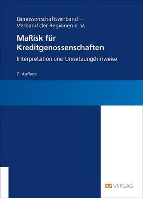 Behrends / Welter | MaRisk für Kreditgenossenschaften | Buch | sack.de
