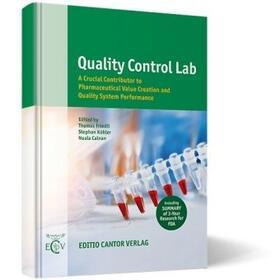 Angiuoni / Baker / Bego | Quality Control Lab | Buch | sack.de