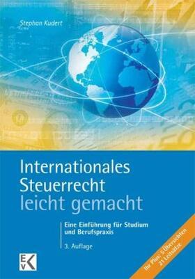Kudert | Internationales Steuerrecht | Buch | sack.de