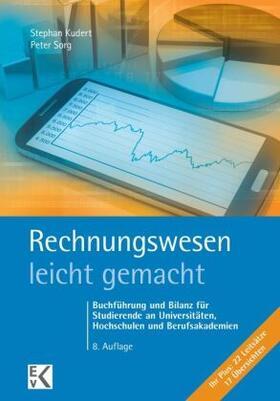 Kudert / Sorg | Rechnungswesen - leicht gemacht | Buch | sack.de