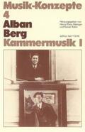 Alban Berg   Buch    Sack Fachmedien