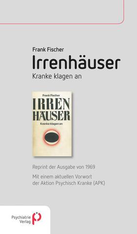 Fischer   Irrenhäuser   Buch   sack.de