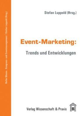 Luppold   Event-Marketing.   Buch   sack.de