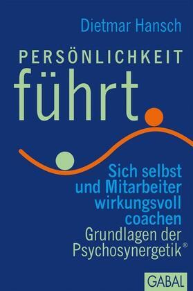 Hansch   Persönlichkeit führt   Buch   sack.de