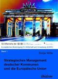 Witte    Strategisches Management deutscher Kommunen und die Europäische Union   Buch    Sack Fachmedien