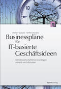 Kubicek / Brückner    Businesspläne für IT-basierte Geschäftsideen   Buch    Sack Fachmedien