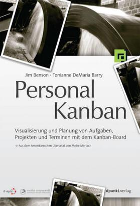 Benson / DeMaria Barry   Personal Kanban   Buch   sack.de