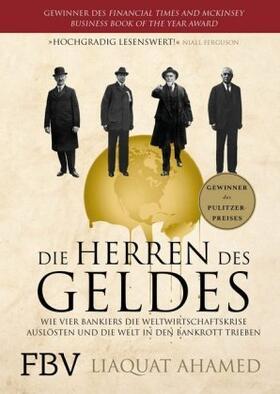 Ahamed   Die Herren des Geldes   Buch   sack.de