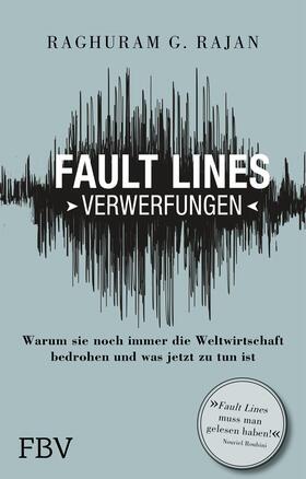 Rajan | Fault Lines - Verwerfungen | Buch | sack.de