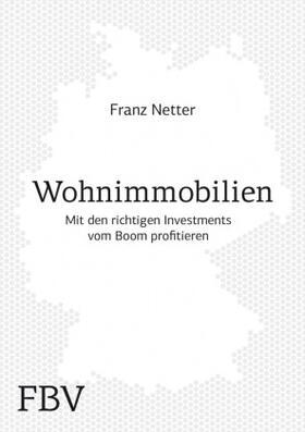 Netter | Wohnimmobilien | Buch | sack.de