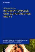 Anton |  Internationales und europäisches Recht | Buch |  Sack Fachmedien