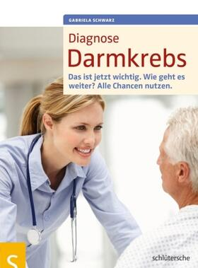 Schwarz | Diagnose Darmkrebs | Buch | sack.de