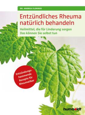 Flemmer | Entzündliches Rheuma natürlich behandeln | Buch | sack.de