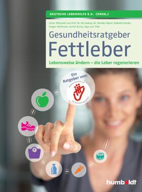 Deutsche Leberhilfe e.V   Gesundheitsratgeber Fettleber   Buch   sack.de