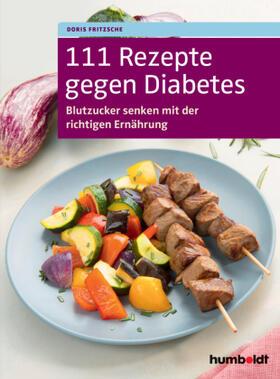Fritzsche   111 Rezepte gegen Diabetes   Buch   sack.de