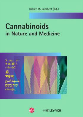 Lambert   Cannabinoids in Nature and Medicine   Buch   sack.de