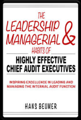 Beumer | The Leadership & Managerial Habits of Highly Effective Chief Audit Executives | Buch | sack.de